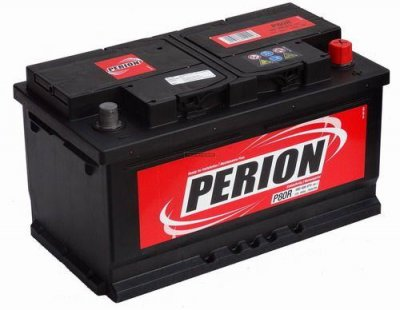 PERION 12V 80AH 740A F17 R+