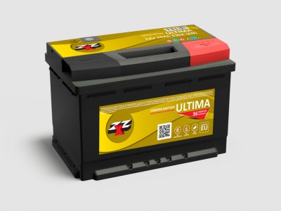 ZXZ ULTIMA SMF 56AH 560A 12V RIGHT PLUS