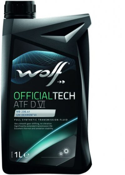 WOLF OFFICIALTECH ATF Dex VI 1L